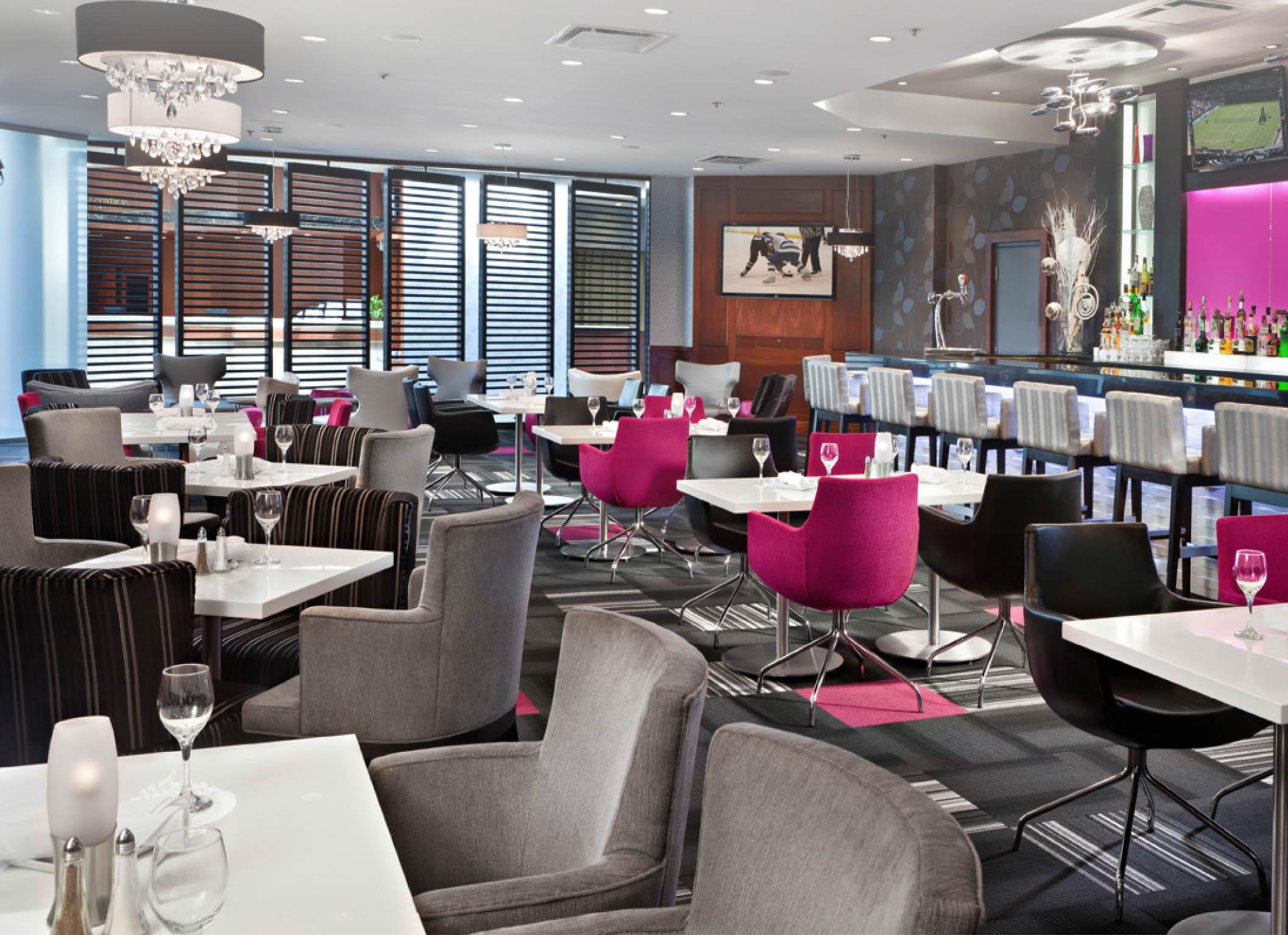 Hotels environments